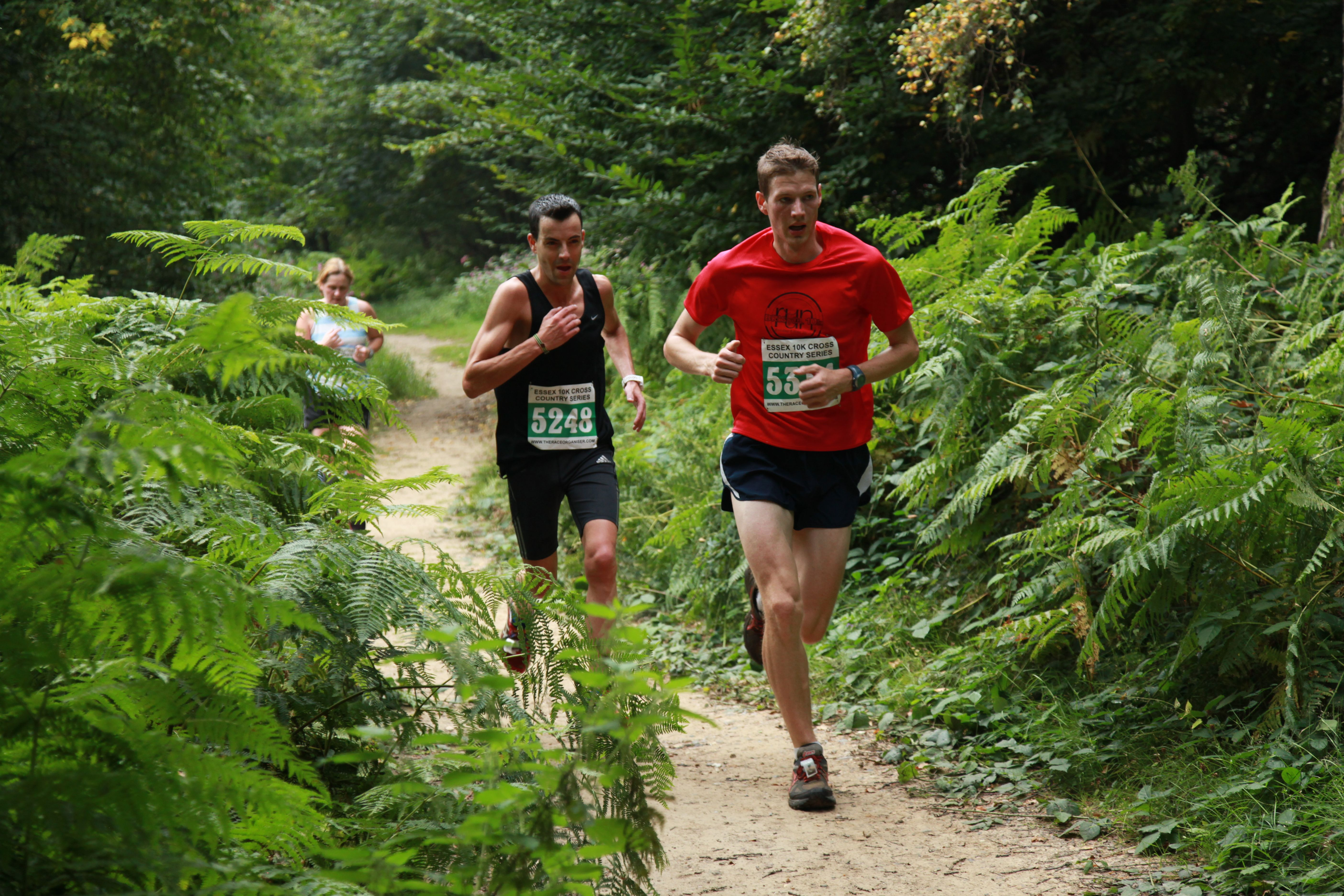 Essex Cross Country 10K Series