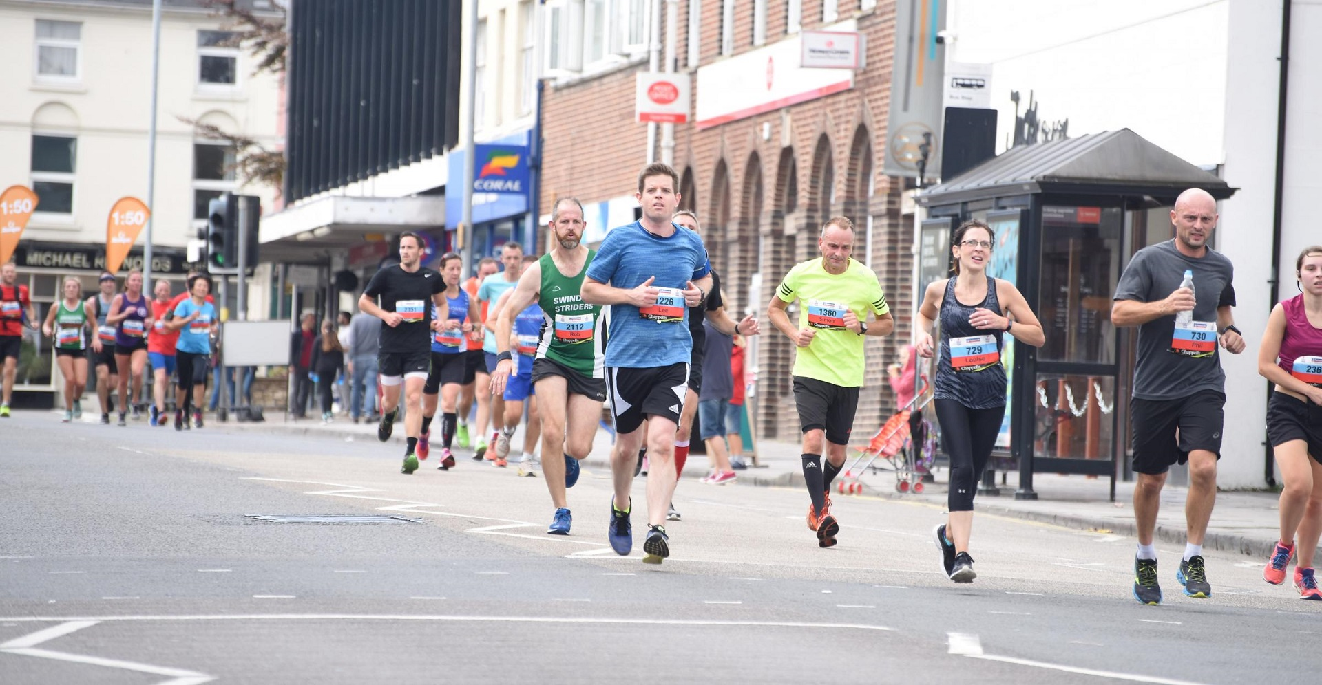 The Nationwide Building Society New Swindon Half Marathon